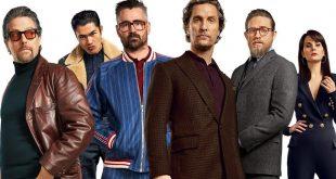 The Gentlemen τηλεοπτική σειρά