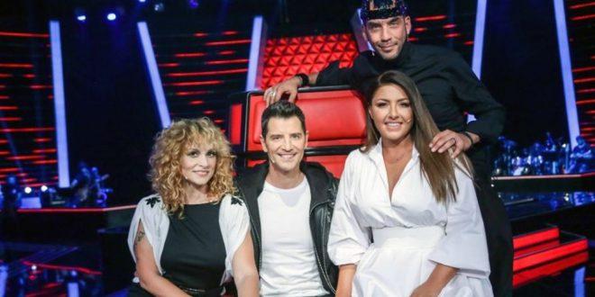 Λάουρα Νάργες επιστρέφει στο The Voice