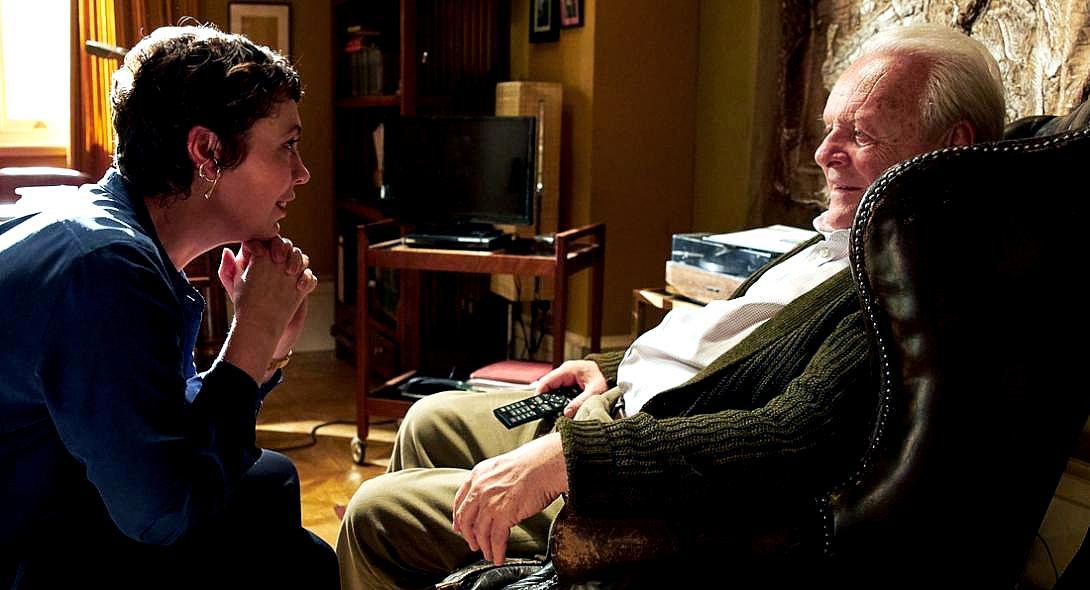 The Father: O Άντονι Χόπκινς μας εξηγεί γιατί είναι ο ρόλος της ζωής του
