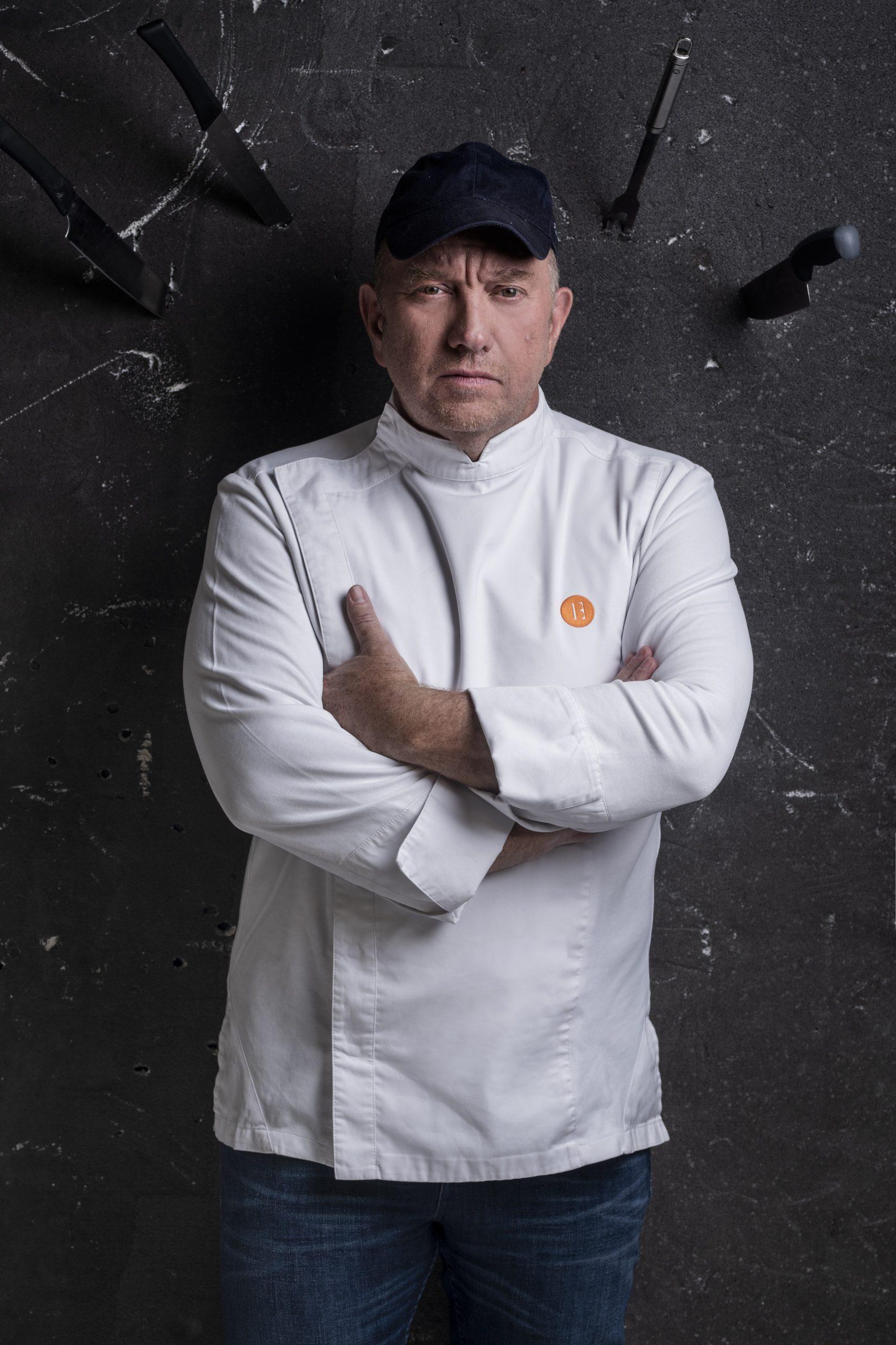 Έκτορας Μποτρίνι εκπομπή Εφιάλτης στην κουζίνα