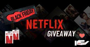 Διαγωνισμός για δωρεάν δωροκάρτες Netflix