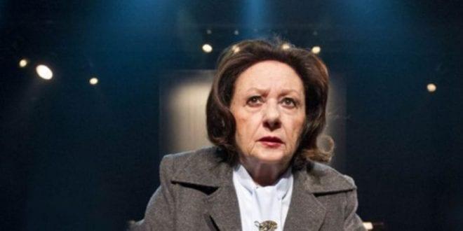 Εύα Κοταμανίδου- Πέθανε η σπουδαία ηθοποιός - Μούσα του Αγγελόπουλου