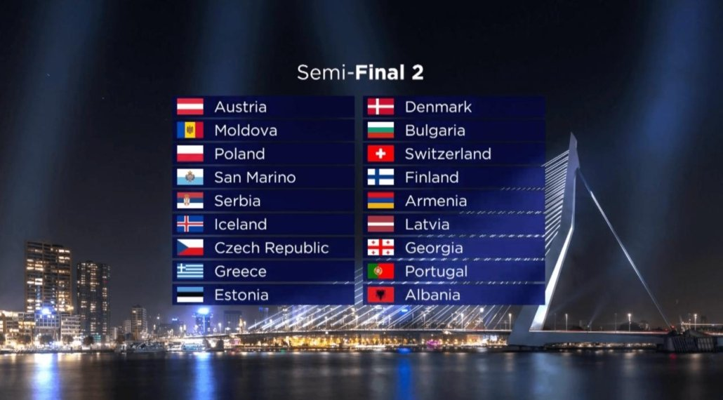 Eurovision 2021: Πότε θα διαγωνιστούν Ελλάδα και Κύπρος;