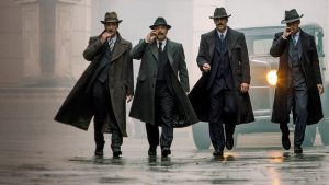 Netflix: ταινίες εποχής - Πόλη Στα όπλα