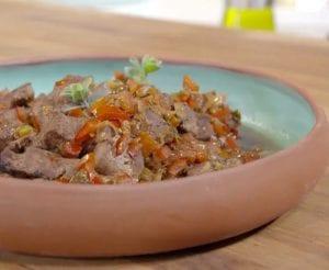ώρα για φαγητό ΣΚΑΙ συνταγές με την Αργυρώ Μπαρμπαρίγου