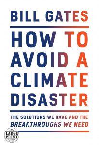 Εξώφυλλο από το βιβλίο του Bill Gates