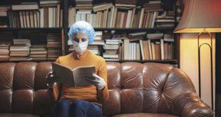 βιβλία για πανδημίες