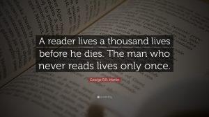 Quote του δημιουργού του Game Of Thrones