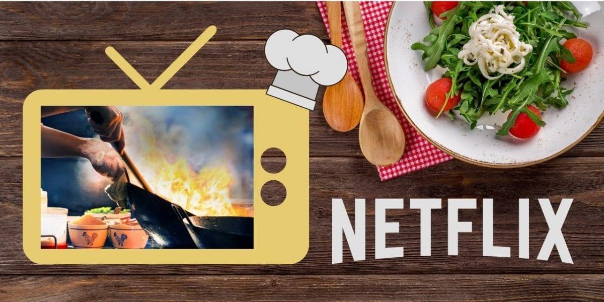 εκπομπές μαγειρικής στο Netflix