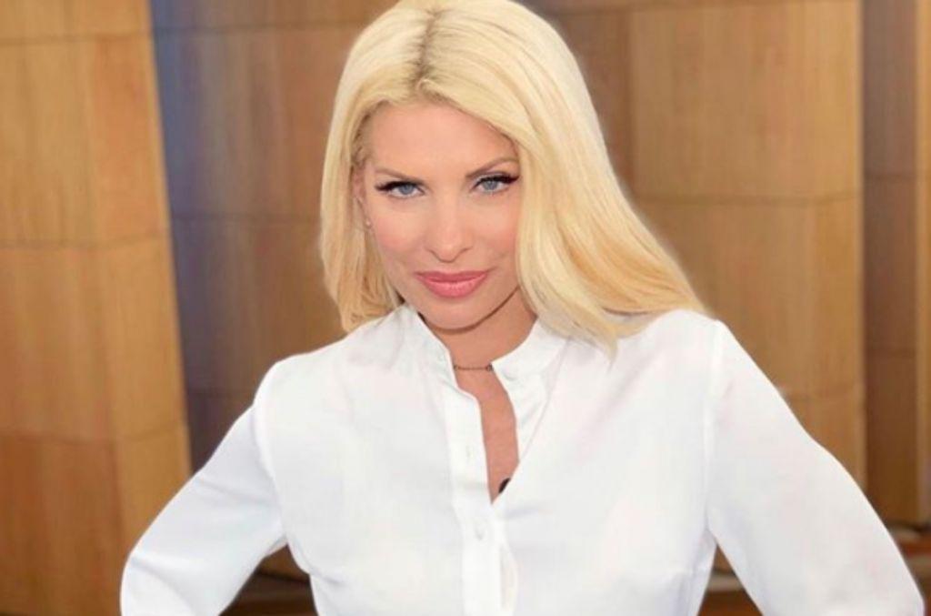 Αγαπημένα πρόσωπα της τηλεόρασης Ελενη Μενεγακη