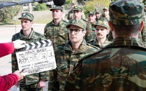 Εικόνα από το army baby