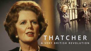 ντοκιμαντέρ the crown Thatcher- A Very British Revolution