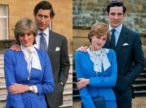 πριγκίπισσα Νταϊάνα πραγματικότητα The Crown πριγκιπας κάρολος
