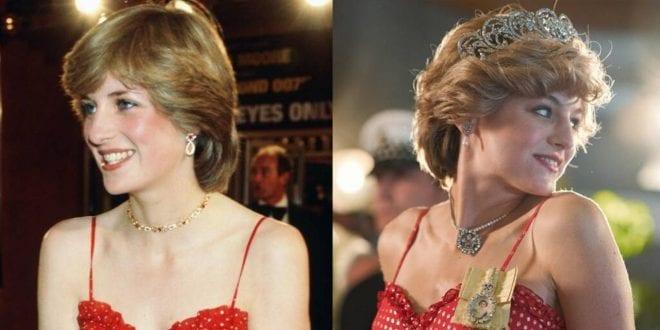 πριγκίπισσα Νταϊάνα πραγματικότητα The Crown