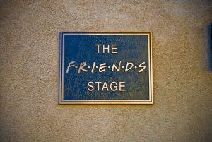 Το Stage 24 από τη σειρά τα φιλαράκια