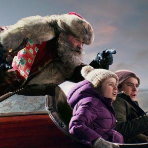 Χριστουγεννιάτικες ταινίες στο netflix