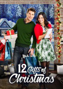 αφίσα από το 12 gifts for christmas στο netflix