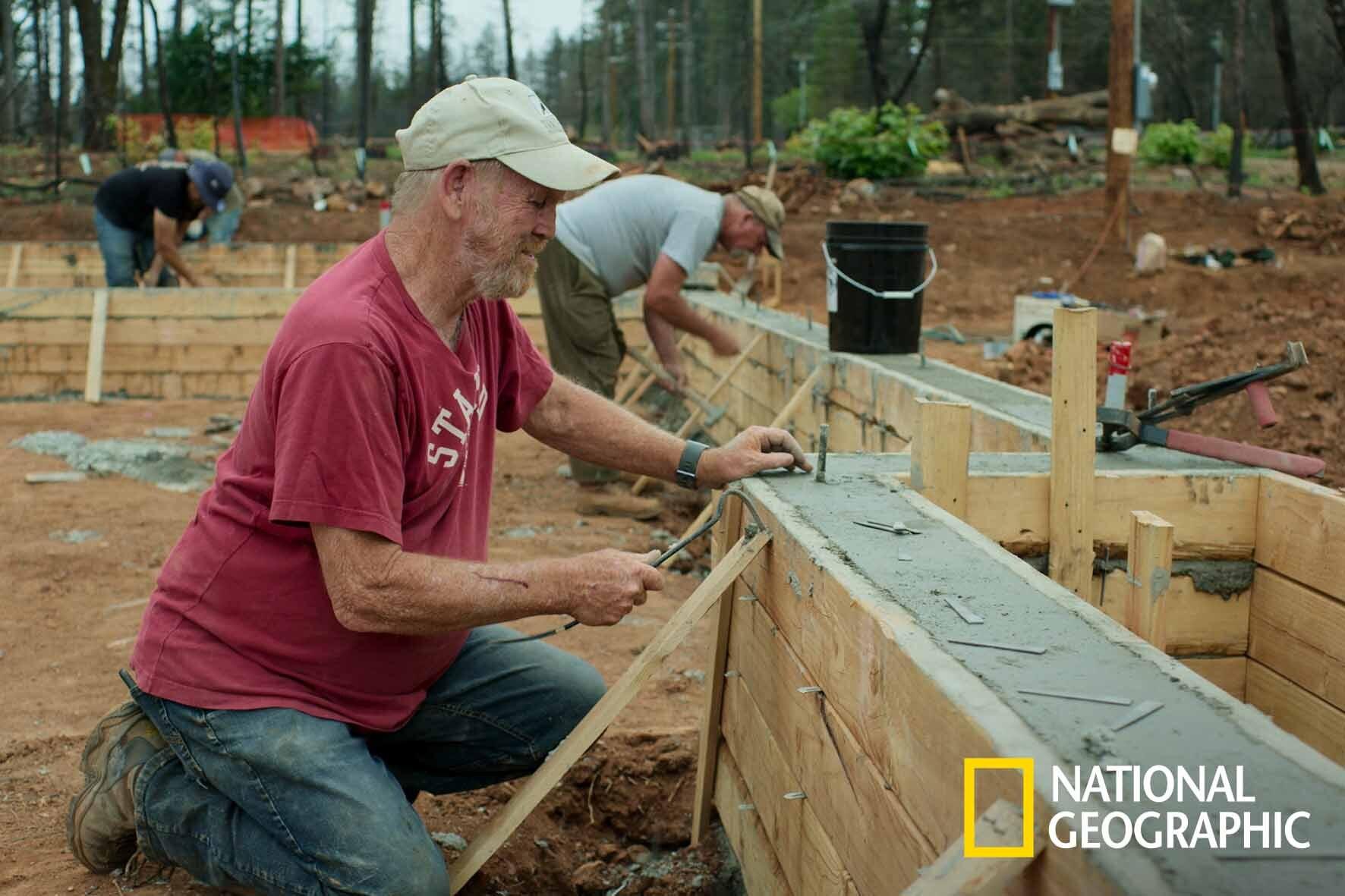 Rebuilding Paradise: Ντοκιμαντέρ του βραβευμένου Ρον Χάουαρντ