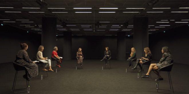 8 Γυναίκες συζητούν Ίδρυμα Ωνάση