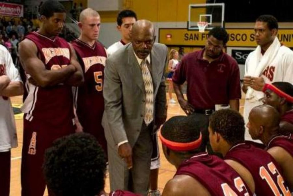 Netflix αθλητικές ταινίες Coach Carter