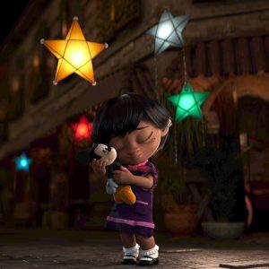 Η Λόλα από την Χριστουγεννιάτικη διαφήμιση της Disney