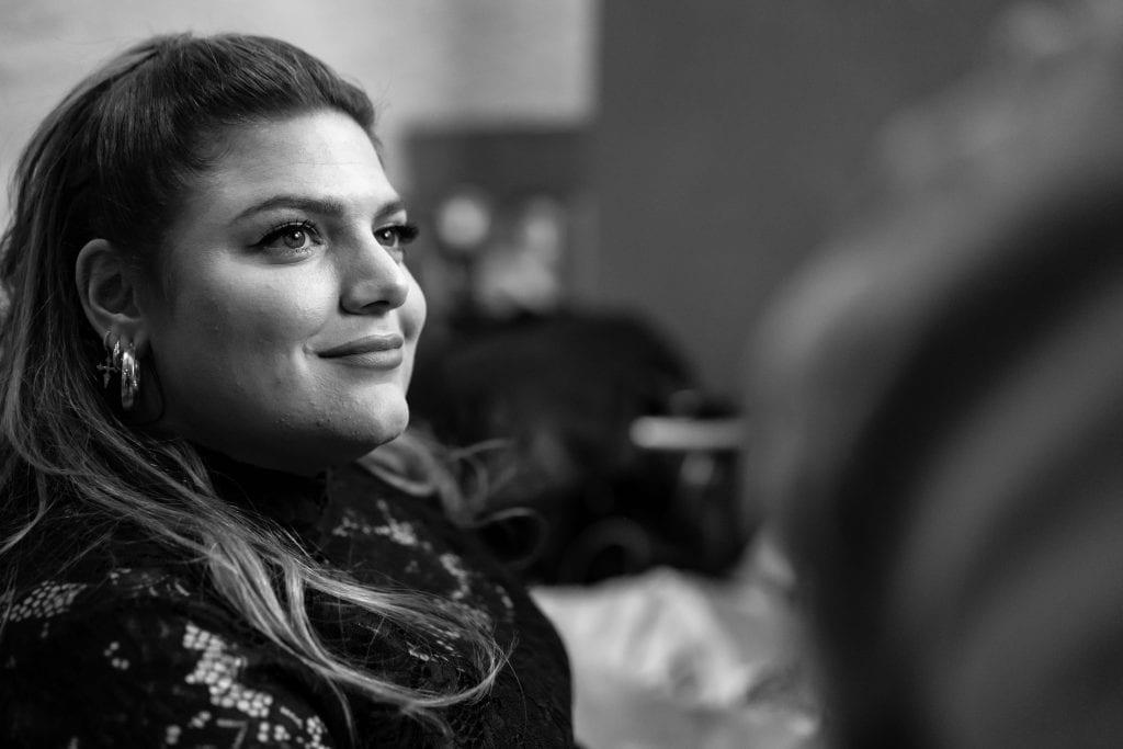 Δανάη Μπάρκα: Γιατί είπε το «ναι» στο MEGA