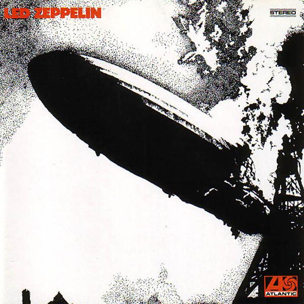 Led Zeppelin εξψφυλλο δισκου