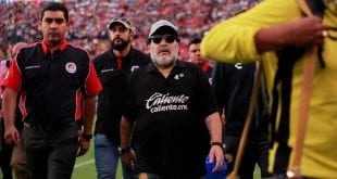 Maradona in Mexico netflix ντοκιμαντέρ