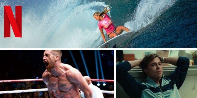 Netflix αθλητικές ταινίες για να δεις