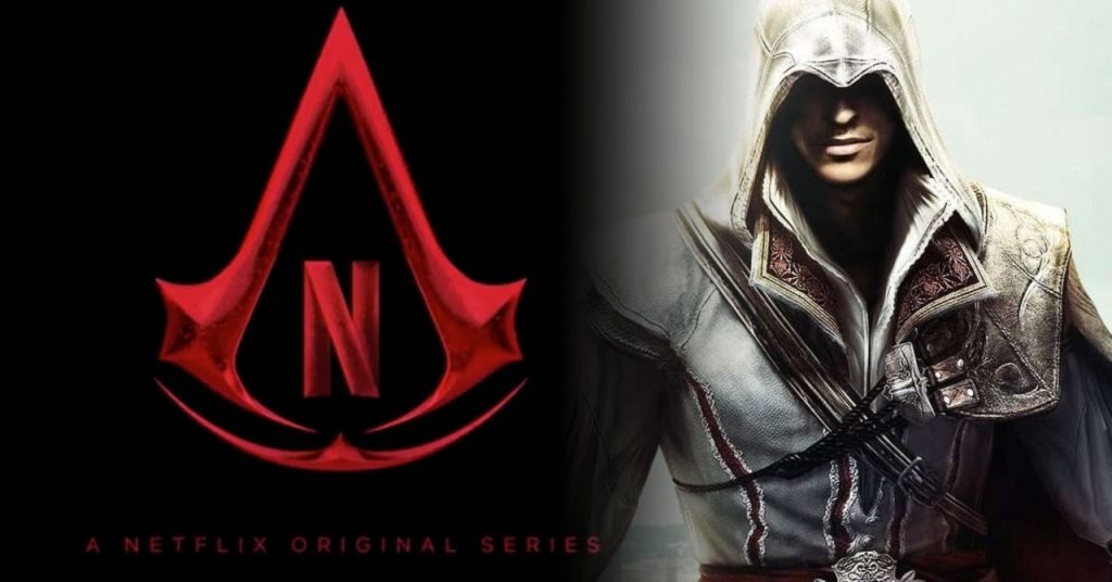 Το Netflix κάνει live-action σειρά βασισμένη στο Assassin's creed