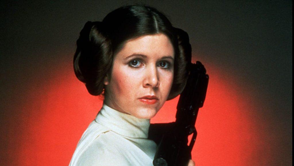 Η πριγκίπισσα Λέια στο Star Wars