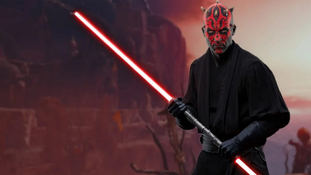 Star Wars George Lucas Darth Maul