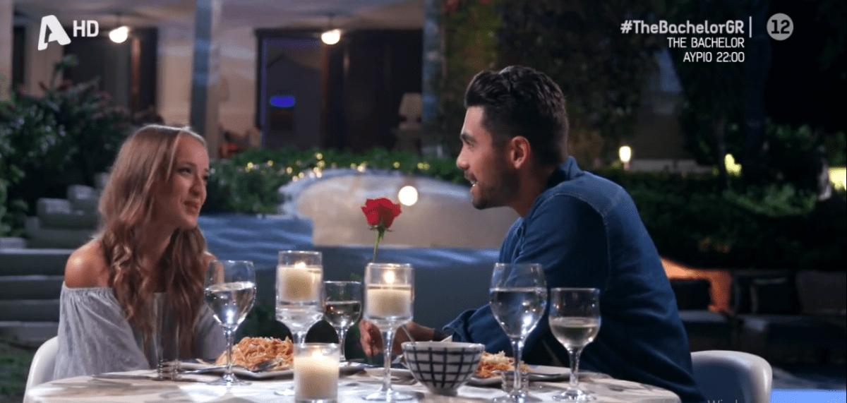 The Bachelor: Η μετακόμιση της Βίβιαν στο σπίτι του Παναγιώτη χθες 25/11