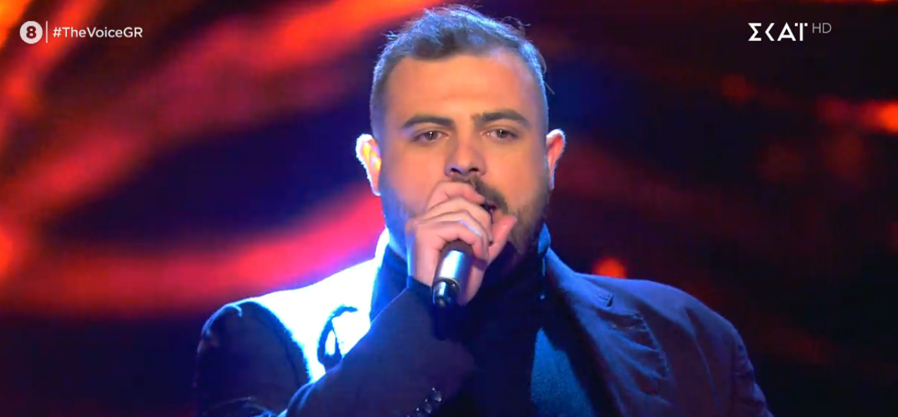 The Voice of Greece 15/11