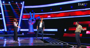 The Voice of Greece: Όλα όσα είδαμε στη 10η blind audition