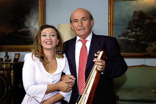 Σάρα Γανωτή - Παύλος Κοντογιαννίδης