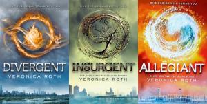 best sellers βιβλία για τη δεκαετία 2010 2020 η τριλογία της απόκλισης
