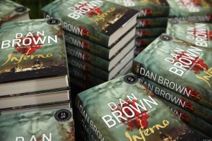 best sellers βιβλία για τη δεκαετία 2010 2020 το inferno του dan brown