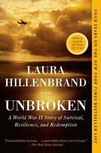 unbroken ένα από τα πιο συγκλονιστικά best sellers βιβλία για τη δεκαετία 2010 2020