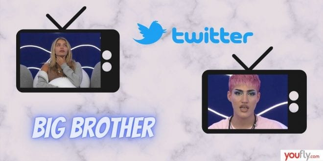Big Brother 27/11 twitter live