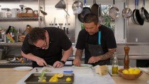 chef show Netflix εκπομπές μαγειρικής