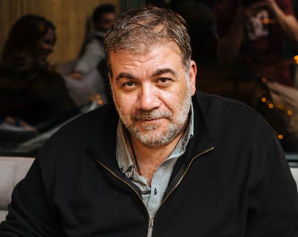 Δημήτρης Σταρόβας Αθηνά Λινού Τάκης Χατζής DIRECT - στη φωτογραφια ο Σταροβας