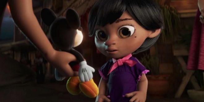 Η διαφήμιση της Disney για τα Χριστούγεννα 2020