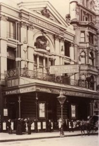 empire theatre london
