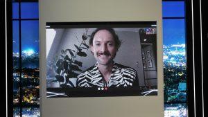 Εικόνα από το σημερινό επεισόδιο 16/11 του gntm 3