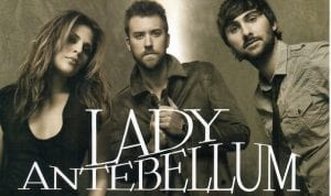lady antebellum song decate 2010
