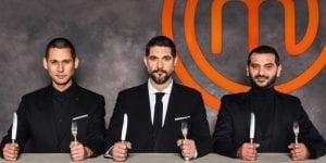Mastechef οι κριτές από το ριάλιτι μαγειρικής - νέες σειρές, εκπομπές και ριάλιτι στην ελληνική τηλεόραση 2021
