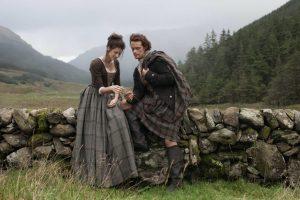 σκηνή από ιστορικό δράμα - Outlander
