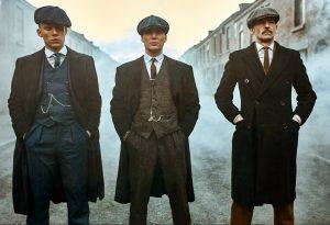Peaky Blinders σειρά εποχής στο Netflix