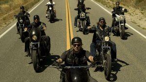 Sons of Anarchy - γκανγκστερικές σειρές στο Netflix